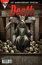 Grimm Fairy Tales Year 10 Death One Shot 1 Cover B
