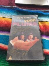 VHS.HOLD YOUR PLUMS.RADIO MERSEY.BILLY BUTLER.WALLY SCOTT.SIGNED.LIVERPOOL.RARE