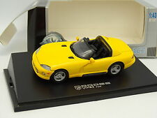 ... Dell'aquila Gara 1/43 - Dodge Viper RT/10 Gialla