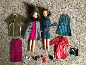 Vintage Tressy Doll & Clothes Bundle 1960s
