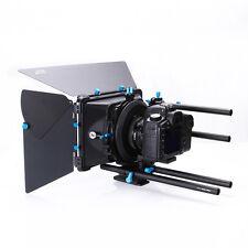 FOTGA DP3000 M3 DSLR Swing-away Matte Box+Filter Holder+4 Donuts fr 15mm Rod Rig