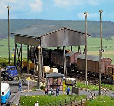 BUSCH 1559 H0 1:87 Bausatz Umladestation zur Feldbahn  NEU in OVP