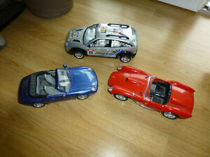 Burago Konvolut 1:18 Porsche Ferrari Ford
