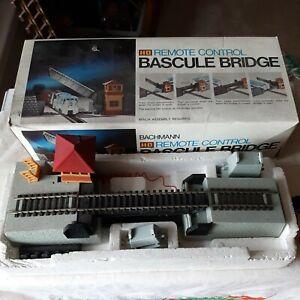 Bachmann HO Scale Bascule Bridge Item No. 3026