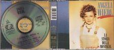 Angela Wiedl La storia della montagna (2 tracks, 1991) [Maxi-CD]