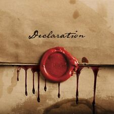 Declaration [Audio CD] RED