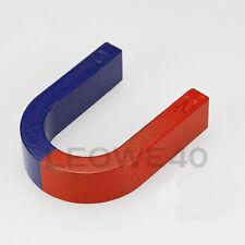 Traditional U-shaped Horseshoe Magnet Kids Toy 85mm x 80mm #807