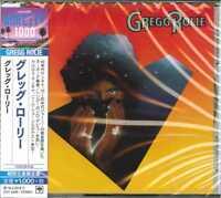 GREGG ROLIE-S/T-JAPAN CD Ltd/Ed B63