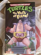 TMNT WRATH OF KRANG! Android NECA Target Exclusive Teenage Mutant Ninja Turtles