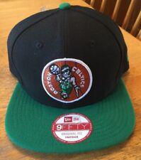 New Nba Boston Celtics New Era 9Fifty Original Fit Snapback Cap/Hat 2 Tone