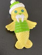 Sea Wees Whiskers Walrus Mermaid Toy Vintage Kenner 1980s Toys