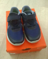 Nike Free RN 2017 (TDV) Blue Toddler Girl/Boy's Shoes Asst. Children's Sizes NWB