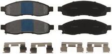 Disc Brake Pad Set-LE Front Bendix MKD1015