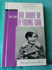 Anne Frank The Diary of a Young Girl Literary Companion Series Child Board Book