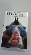 BRAVEMOUTH LIVING WITH BILLY CONNOLLY- HARD BACK BOOK