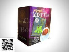 Mlesna Mint Tea - Ceylon Tea in Luxury Tea Bags