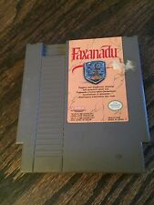 Faxanadu (Nintendo Entertainment System, 1989) NES Cart NE1