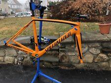 2015 Specialized Tarmac SL4 Sport 54cm carbon road race bike frameset frame fork