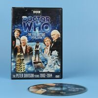 Doctor Who - The Five Doctors Special Edition - BBC DVD - Peter Davison Years R1