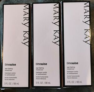 Mary Kay Timewise Moisturiser X 3 - Age fighting: Normal to Dry Skin - Brand New