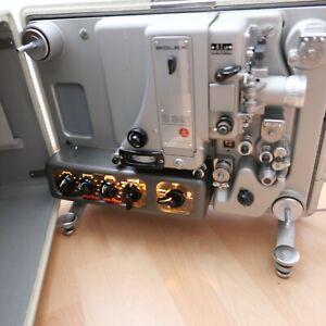 Bolex S321 Filmprojektor 16 mm Paillard Swiss Made läuft