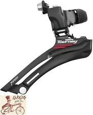 SHIMANO TOURNEY A070 7-SPEED DOUBLE ROAD FRONT BIKE DERAILLEUR