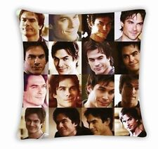 Fashion The Vampire Diaries Damon Pillowcase Cushion Pillow Cover NO.2