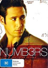 NUMB3RS Numbers : SEASON 3 : NEW DVD