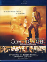 Coach Carter (Blu-ray) (Bilingual) (Canadian R New Blu