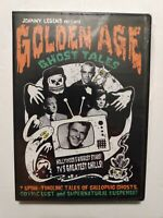 Johnny Legend Golden Age Ghost Tales DVD -  Sealed - OOP - rare