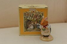 Vintage Royal Doulton Brambly Hedge MR Apple Figurina-in Scatola (DBH2)