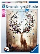 Ravensburger 1000 piece jigsaw puzzle MAGICAL DEER