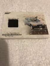 James Bond BMW 750 IL Floor Mat RelicCard 266/475 Tomorrow Never Dies