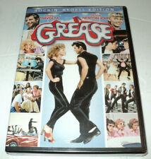GREASE [DVD] ~ John Travolta, Olivia Newton-John (Rockin Rydell Special Edition)