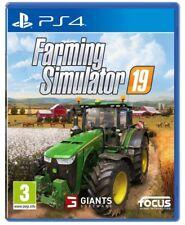Landwirtschafts Simulator 19 PS4 Spiel NEU OVP Playstation 4