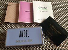 Set of 7 Women's Fragrance Spray Samples
