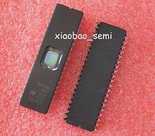 50pcs M27C160-100F1 ST IC EPROM UV 16MBIT 100NS 42CDIP