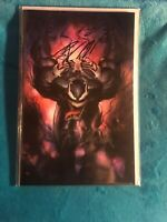 Absolute Carnage 1, 1:25 Adi Granov Codex Variant, SIGNED Donny Cates & Stegman