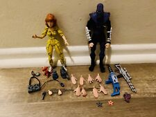 NECA TMNT April O'Neil vs. Foot Soldier (Bashed) Target Exclusive 2-Pack