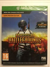 PlayerUnknown's Battlegrounds - Game Preview Edition (Xbox One) - NEW & SEALED