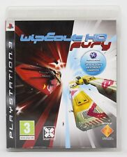 WIPEOUT HD FURY - PLAY STATION 3 PS3 PLAYSTATION 3 - PAL ESPAÑA - WIP E OUT