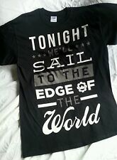Brand New Crown The Empire Sail To The Edge of the World Shirt Sz XL