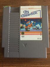 city connection NES Nintendo
