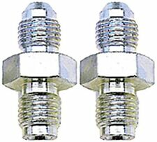 "Russell Performance -3AN to 3/8"" x 24 Brake Adapter Fitting ( Pack of 2 )"