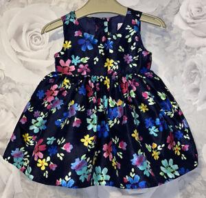 Girls Age 9-12 Months Dress From Bloome De Jeune Fille