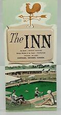The Inn at Chippawa vintage travel brochure Niagara Parklands Ontario Canada