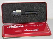 Schuco Piccolo Set Idee+Spiel 2002 Deutsche Bundesbahn Mercedes Benz Unimog U401