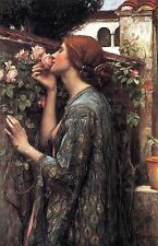 74 John William Waterhouse PAINTING / ART IMAGES ON CD ROM