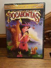 Collectible Classics Pocahontas DVD NEW