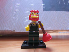 LEGO MINIFIGURES SERIES 2 THE SIMPSONS NEW BUT OPEN PACKETS